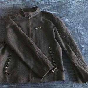 [INC] Charcoal Men's Jacket